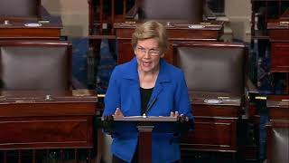 Senator Elizabeth Warren Floor Speech on renaming bases named for the Confederacy