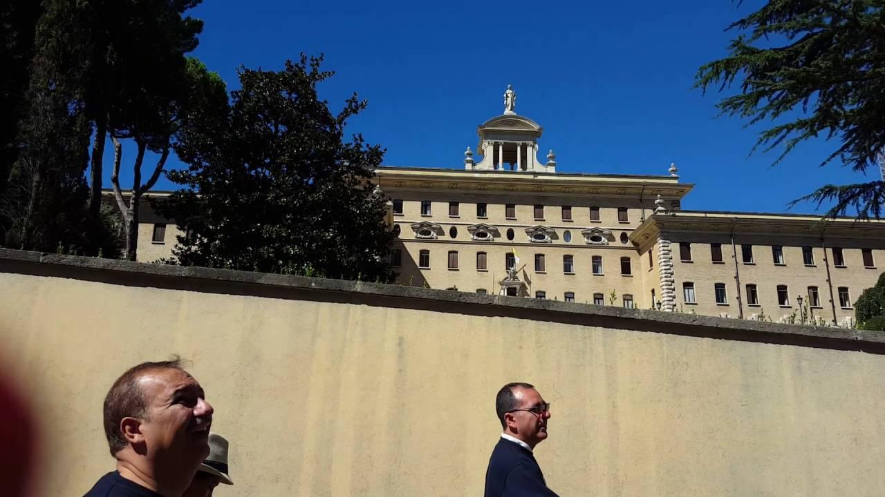 IMELE en el Estado del Vaticano