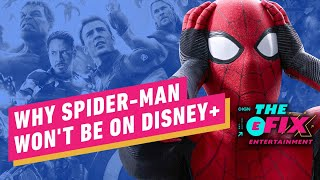 Netflix Makes Spider-Man Power Grab Over Disney Plus - IGN The Fix: Entertainment by IGN