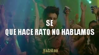 Sebastian Yatra - En El Party (LETRA)