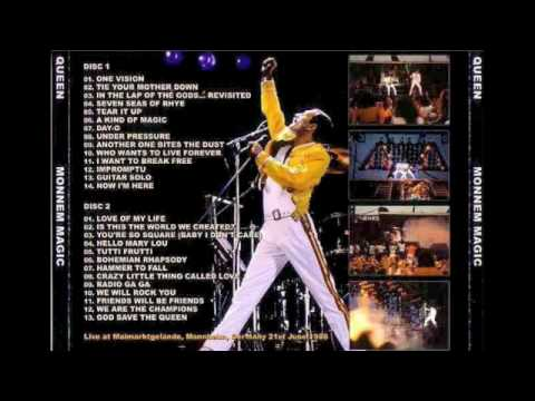 22 Tie Your Mother Down Queen Live In Mp3 Download