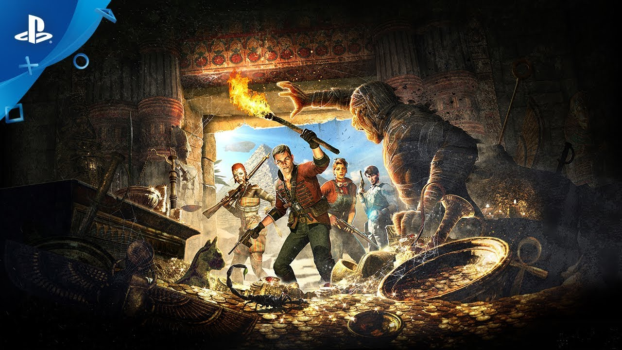 Behind the Strange Story of Co-op Adventure Strange Brigade