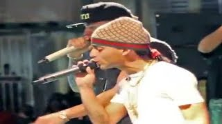 Arcangel & De La Ghetto En Vivo Flow Violento, Camuflaje, Llegamos a la Disco★2013 Sabana Abajo★