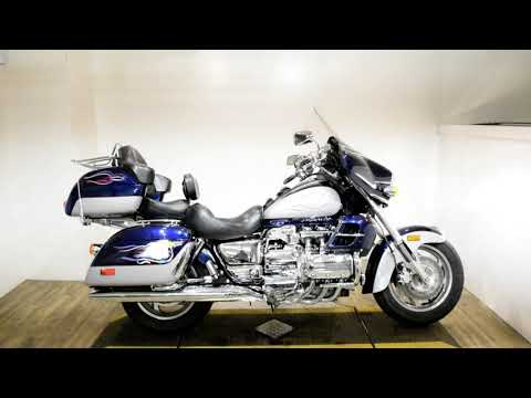 2000 Honda Valkyrie Interstate in Wauconda, Illinois - Video 1