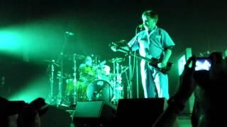 DEVO Ono live Hardcore tour @ The Wiltern Los Angeles 06/29/14