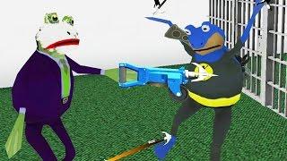 TROUBLE FOR BAT FROG - Amazing Frog - Part 89 | Pungence