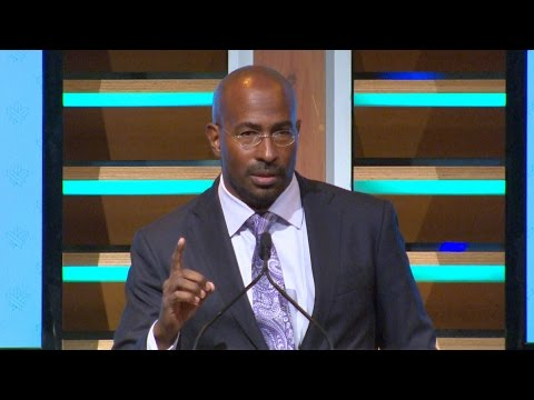 Sample video for Van Jones