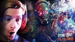 WE HAVE A BIG PROBLEM.. (+ DISCIPLE RANK!!) || Dying Light: The Following (Part 8)