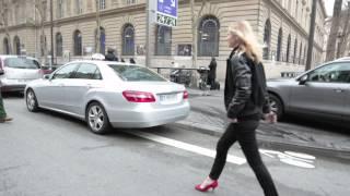 Fashion Week Paris Automne Hiver 2013-2014 épisode 2 Paris