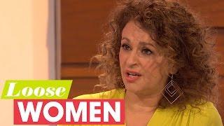 Nadia Sawalha Outraged By Lynda Bellingham's Widower Michael Pattemore   Loose Women