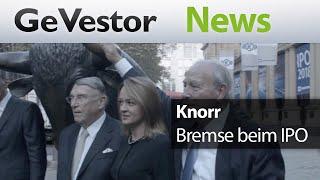 Knorr Bremse überzeugt beim Börsendebüt