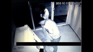Koratty ATM robbery CCTV visuals കൊരട്ടി എടിഎം കവര്ച്ചാ പരമ്പരയുടെ ദൃശ്യങ്ങൾ പുറത്ത്