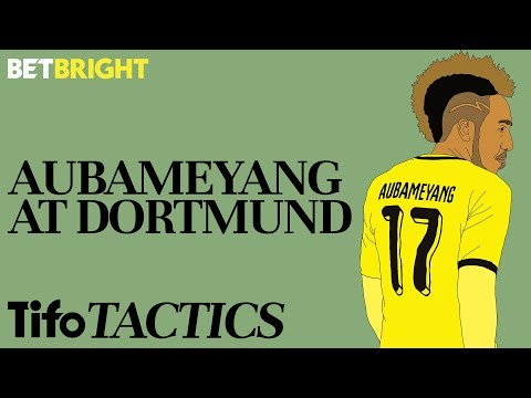Aubameyang's Importance to Dortmund | Tactical Profile