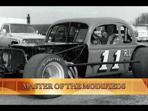 Master of the Modifieds - Bob Potter 1976 Championship