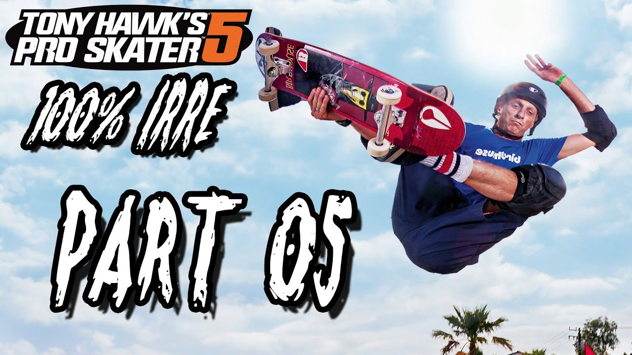 Tony Hawk's Pro Skater 5 (100% Irre) – Part 5: Schule III [1/2]