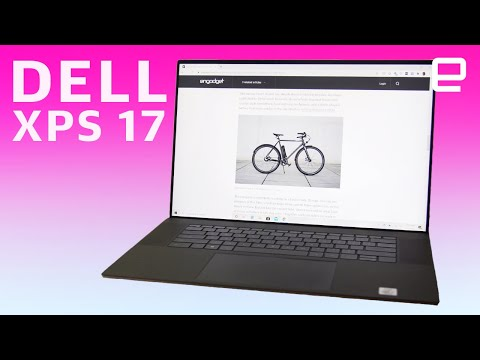 External Review Video rUBDbj1CqNQ for Dell XPS 17 9700 Laptop (17-inch)
