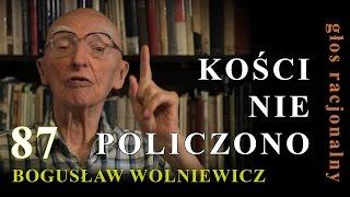 Bogusław Wolniewicz 87 KOŚCI NIE POLICZONO
