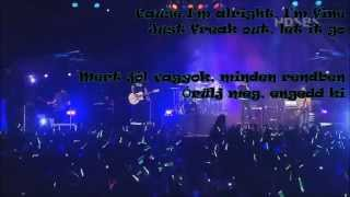 Avril Lavigne - Freak Out (HQ-HD lyrics + Hungarian translation)