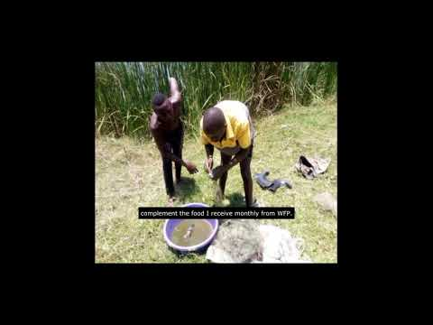 Fishing. A video diary from Oruchinga Refugee Camp, Uganda