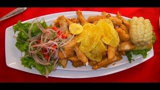 Chicharrón de Pescado - Plato Típico del Perú - Fácil de preparar - Peruvian Dish