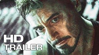 МСТИТЕЛИ ׃4 ФИНАЛ Русский Трейлер #2 (MARVEL, 2019) SuperHero Movie HD