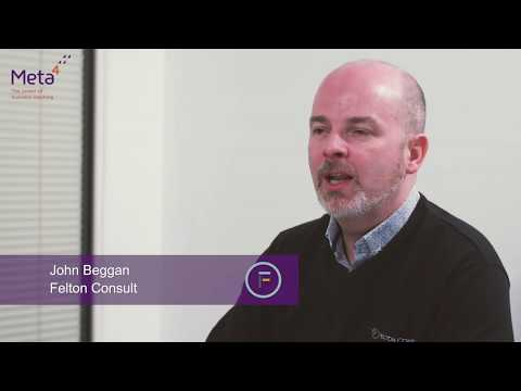 John Felton shares the impact he has experienced with his business since working with Clare at Meta4 Business Coaching.