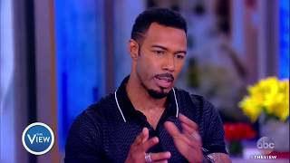 Omari Hardwick On Experience With Police, 'Power' & More   The View