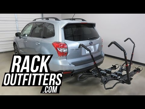 Dr Tray Bike Rack with EZ+1 Bike Add On Review Demonstration