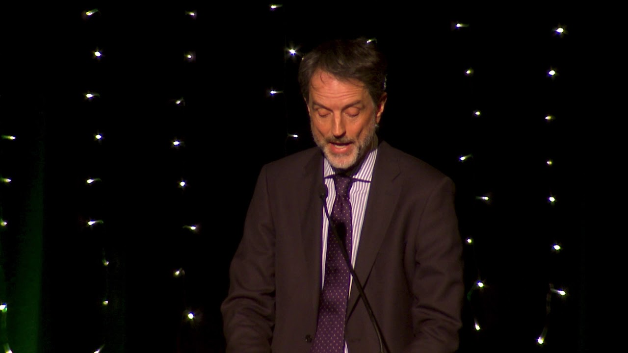 Play video: Hobart University Dinner Speech