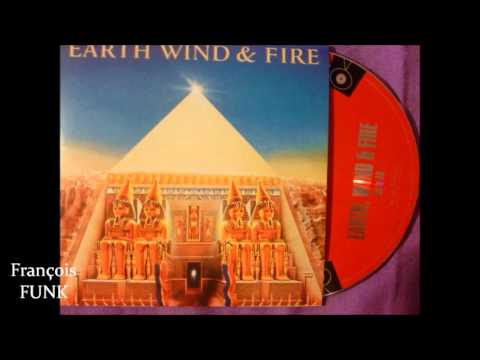 Earth Wind & Fire - Magic Mind (1977) ♫