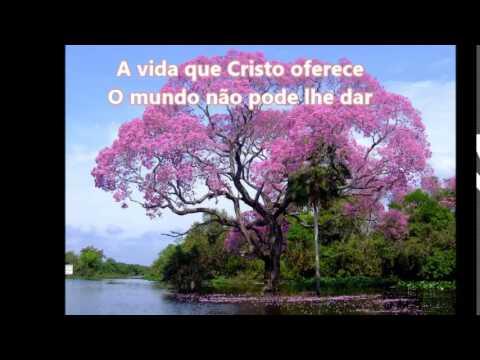Música A Vida Que Cristo Oferece