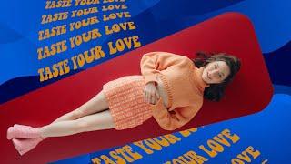 Violette Wautier - Taste Your Love (Official Music Video)