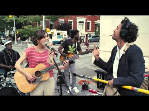 Begin Again (Clip 'We Record Outside')
