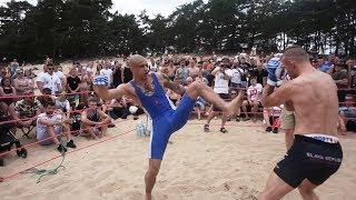 KING WRESTLER vs MMA FIGHTER !!!