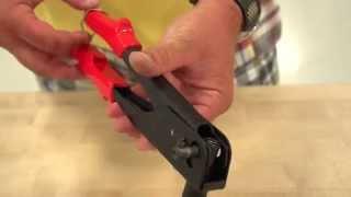 Arrow Rivet Tool Disassembly & Assembly RH200S