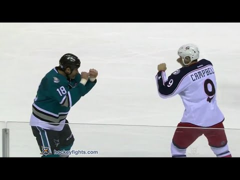 Mike Brown vs. Gregory Campbell