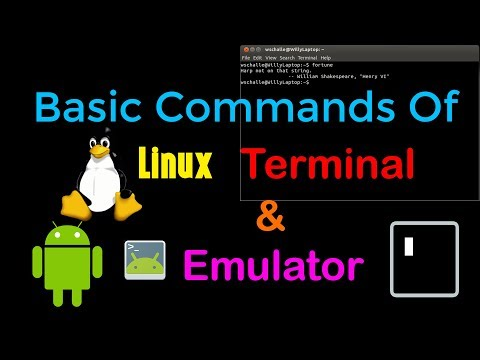 mp4 Linux Android Terminal Commands, download Linux Android Terminal Commands video klip Linux Android Terminal Commands