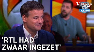 Wilfred zag Jan en Theo Janssen op tv: 'RTL had zwaar ingezet' | VERONICA INSIDE