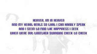 Cheek to Cheek Lyrics