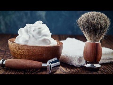Crema para Afeitar Casera - Como Hacer Espuma de Afeitar Natural