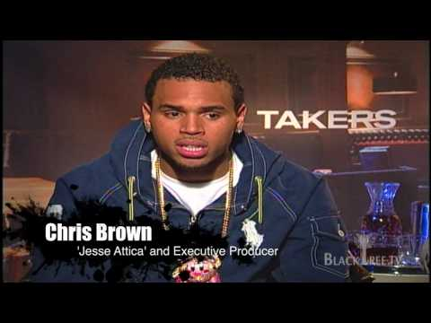 Chris Brown and Michael Ealy on Takers [Exclusive Interview]