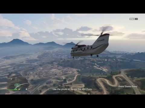 GTA 5 Sandy Shores UFO - смотреть онлайн на Hah Life