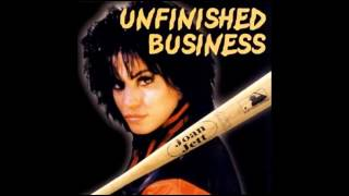 joan jett - unfinished business
