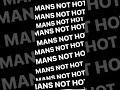 foto Mans not hot Marimba ringtone iPhone
