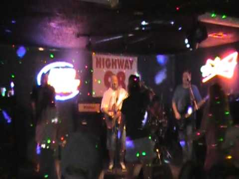 Eddie Money-Shakin`  performed by the highway 98 band