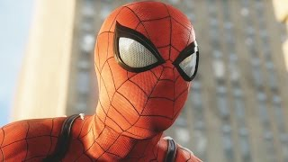 SPIDER-MAN PS4 Gameplay Trailer Playstation 4 Pro