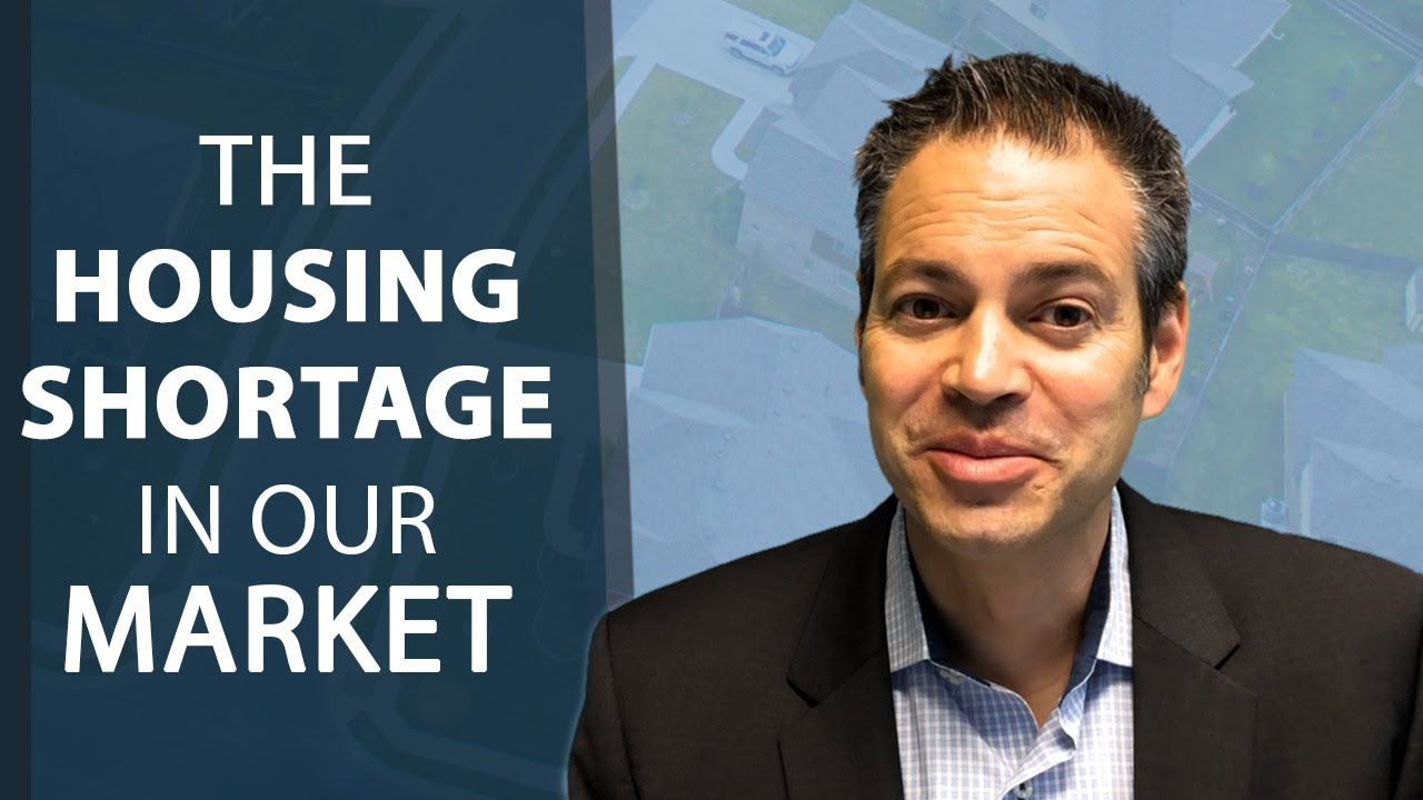 What Does Our Housing Shortage Mean for Buyers & Sellers?