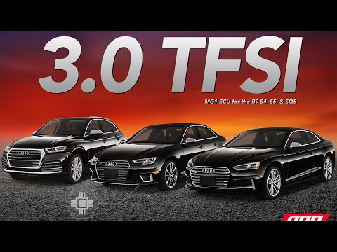 The APR B9 S4, S5, and SQ5 3.0 TFSI ECU Upgrade is Here