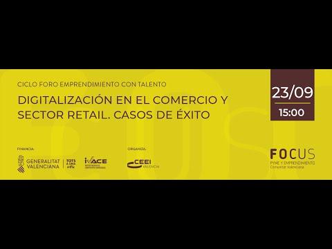 Digitalización en el comercio y sector retail. Casos de éxito[;;;][;;;]
