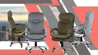 """Кресло SPECIAL4YOU Lordos от компании Компания """"TECHNOVA"""" - видео"""